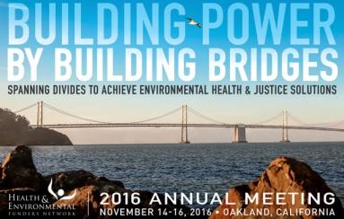 HEFN 2016 Annual Meeting Image - Building Power By Building Bridges