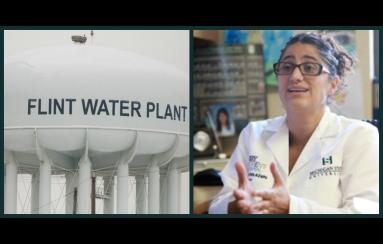 Flint Water Plant & Dr Attisha