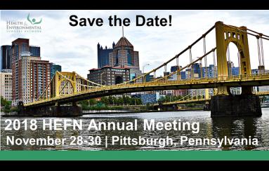 2018 HEFN Annual Meeting_Nov. 28-30