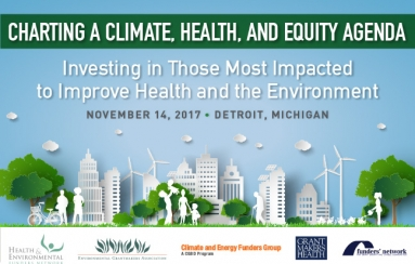 2017 Climate, Health, and Equity Meeting