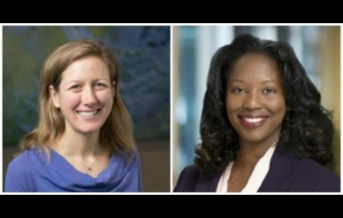 Amy Panek and Jalonne White-Newsome, HEFN's Steering Committee Co-Chairs