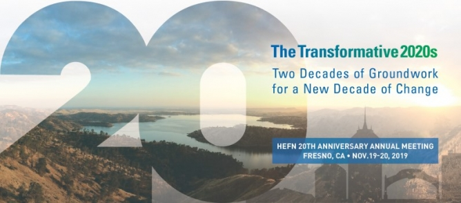 2019 HEFN Annual Meeting and 20th Anniversary