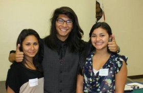 Pacoima Beautiful Summer Institute 2013 students