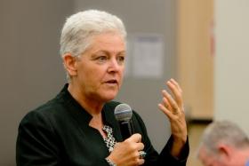 Gina McCarthy Remarks Harvard