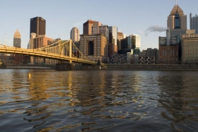 Pittsburgh Riverfront - Photo Credit Mark Perrott