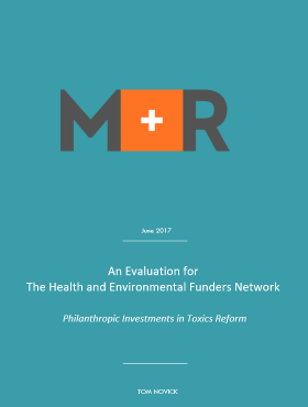 M+R Evaluation Cover