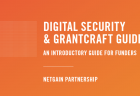 Digital Security and Grantcraft Guide report cover