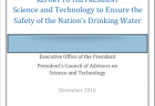 Drinking Water Report to the President