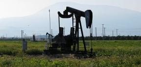 Edison field oil well California