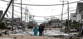 Dodge Foundation Sandy