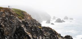 Sonoma Coast Cliff